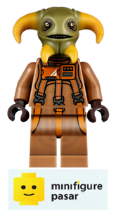 sw1068-Lego-Star-Wars-75257-Episode-9-Boolio-Minifigure-New