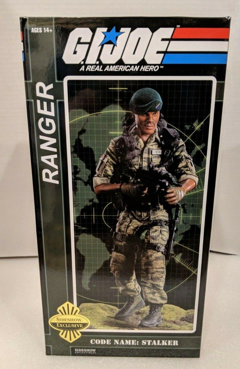 SImostrare COLLECTIVES GI Joe Ranger Stalker Exclusive 12 1 6 cifra di scala