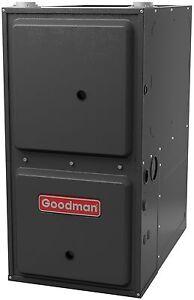 New Goodman Down Flow 96 80 000 Btu Gas Furnace