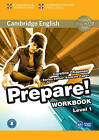 Cambridge English Prepare! Level 1 Workbook with Audio: Level 1 by Caroline Chapman (Mixed media product, 2015)