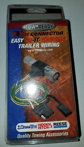 2003-2005 HONDA ACCORD TRAILER HITCH WIRING KIT HARNESS PLUG & PLAY DIRECT  T-ONE | eBayeBay