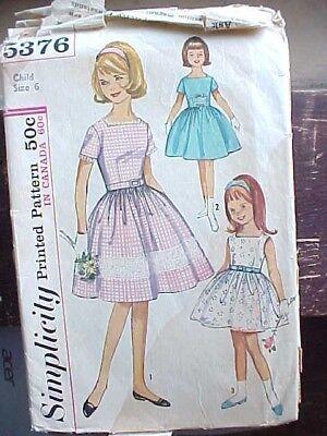 "1940s Vintage Sewing Pattern B38/"" DRESS /& JACKET 170"