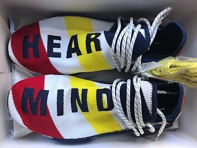 adidas NMD HU Pharrell Human Race Scarlet for sale online | eBay