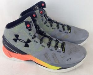 Image is loading Under-Armour-Stephen-Curry-2-iron-sharpens-iron- fa42489f0a