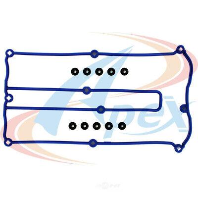 DOHC Apex Automobile Parts AVC203S Engine Valve Cover Gasket Set-VIN R
