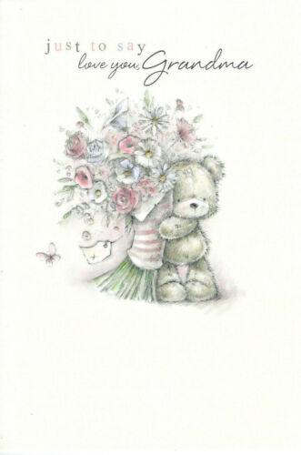 "NEW Various /""Grandma/"" Birthday Cards"