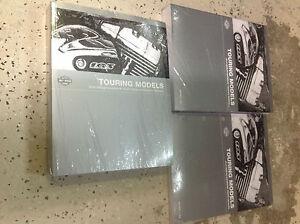 2014-Harley-Davidson-Touring-Servicio-Reparacion-Tienda-Manual-de-con-Electrico