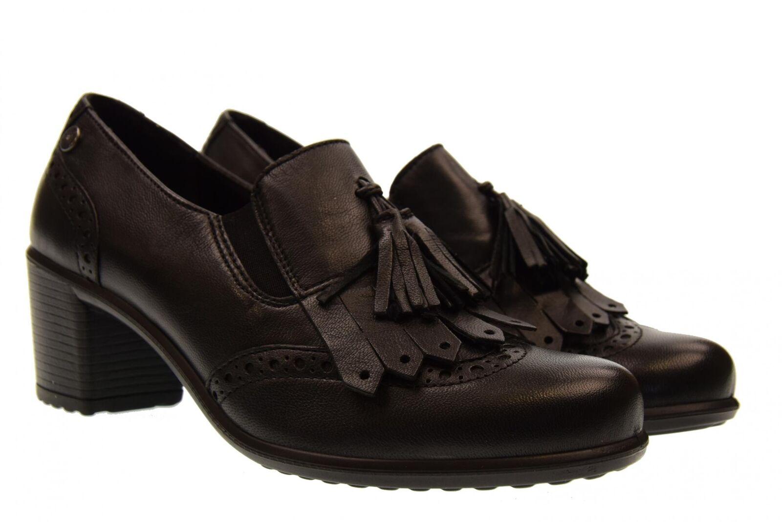 Enval Soft scarpe donna decolletè A18 con frange 2252955 A18 decolletè c44051