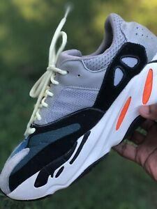 huge discount 2066a 570b4 Details about Adidas Yeezy Boost 700 Wave Runner B75571 Size 10 100%  authentic