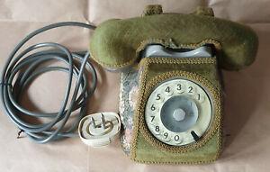 Telefono-Vintage-Sip-ADDOBBATO-A-LIVELLO-PERSONALE-FUNZIONANTE