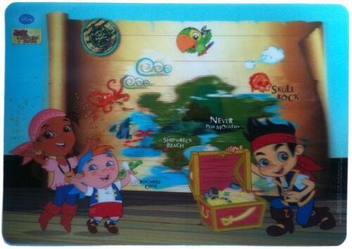 Enfants disney marvel 3D place mat holographique personnage de dessin animé bureau Mat Nouveau