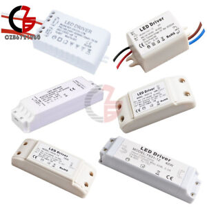 12v DC LED Power Supply LED Driver Transformer 12w 18w  30w for LED Strip Lights