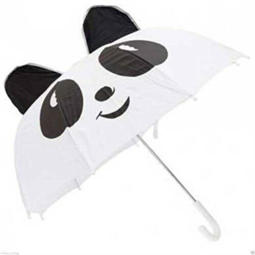 Design May Vary 3d Kids Ladybird Frog Drizzles Kid/'s Dome Design Umbrella