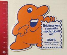 Aufkleber/Sticker: Briefmarken Sammeln Macht Spaß - UNIFIL (21041668)