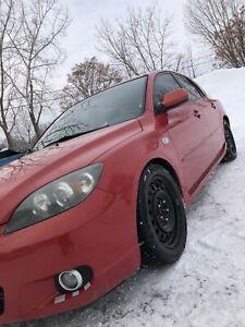 Mazda 3 2005 sport manual 165000