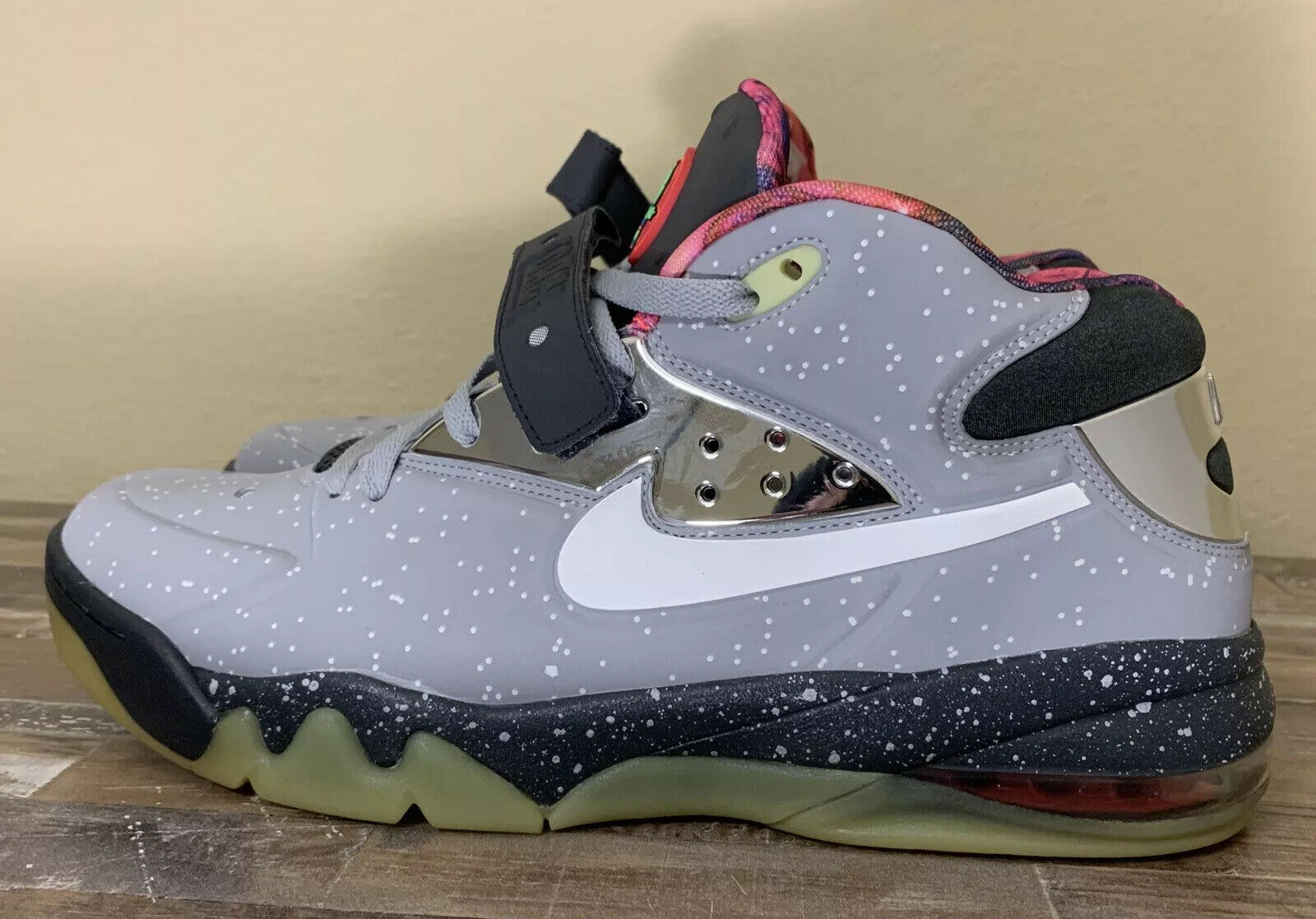 Size 13 - Nike Air Force Max 2013 Premium QS Area 72 for sale ...