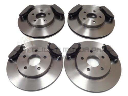 FORD MONDEO MK3 ST220 2001-2004 FRONT /& REAR BRAKE DISCS AND PADS SET NEW