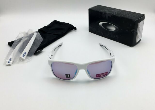 730da468d5 Buy Sunglasses Oakley Crossrange R 9359-05 Polished White Prizm Snow ...