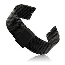 22mm Stainless Steel Metal Watch Band Strap Bracelet For Motorola Moto 360+Tools