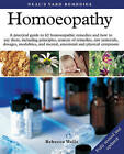 Homoeopathy: A Practical Guide to 62 Homoeopathic Remedies and How to Use Them, Including Principles, Sources of Remedies, Raw Materials, Dosages, Modalities, and Mental, Emotional and Physical Symptoms by Rebecca Wells (Paperback, 2007)