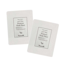 [Tony Moly] Naturalth Goat Milk Moisture Mask Sheet Korean Skin Care_2 ea