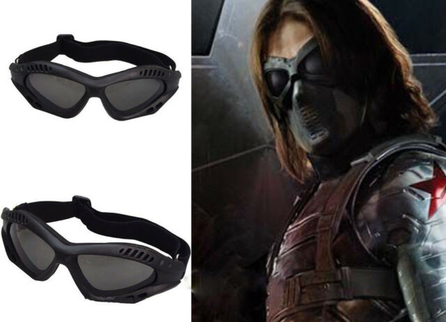 XCOSER Bucky Arm Sleeve for The Winter Cool Soldier Props for Halloween Costume