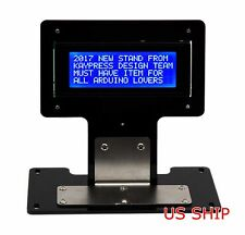 Blue Serial IIC/I2C/TWI 2004 20X4 Character LCD LED Display & Stand For Arduino