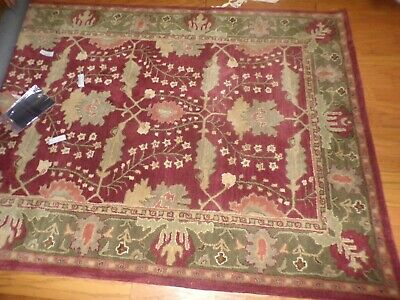 FRANKLIN ANTIQUE STYLE WOOL RUG