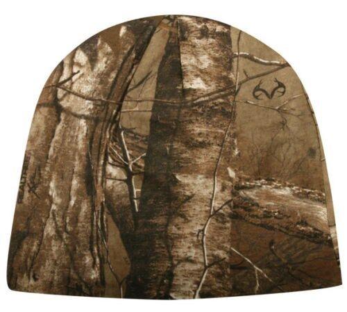 Hunting XTRA Hat Mossy Oak County Outdoor Cap Realtree Camo Fleece Beanies