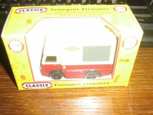 CLASSIX EM76641 NCB Electric-High Top Van British Railways YH//2305//E OO Gauge