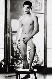 Japanese male nude