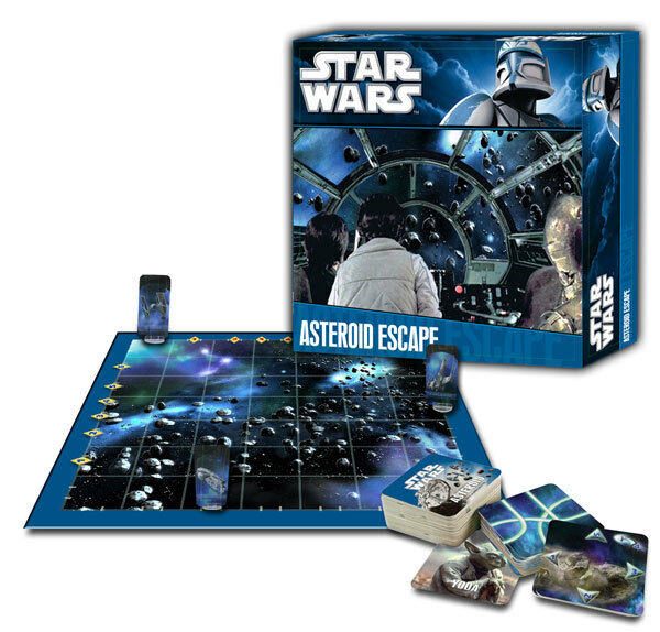 STAR WARS Asteroide Escape Jeu de plateau Abysmile