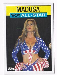 Worstelen Verzamelingen 2016 Topps Heritage WWE WCW/nWo All-Stars 36 Brian Pillman Rookie Wrestling Card