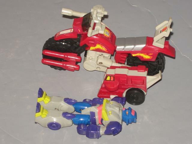 """G1 TRANSFORMER ACTION MASTER AXER COMPLETE LOT  LOTS OF PICS PROF CLEANED"""""""