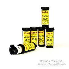 Kodak Vision3 250D Motion Picture Film ~ Unique offer: 127 Film Process Paid!