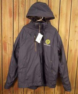 tonn blank construction coat north end jacket full zip men s size