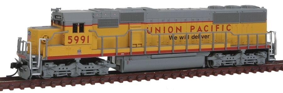 Spur N - Atlas Diesellok SD60 Union Union Union Pacific -- 49072 NEU  | Elegantes Aussehen  9d6ee6