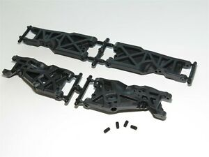 TKR7202 TEKNO RC ET410.2 TRUGGY FRONT AND REAR A-ARMS