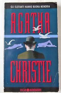 Gli-Elefanti-Hanno-Buona-Memoria-Agatha-Christie-Oscar-Mondadori-N-1460-1999