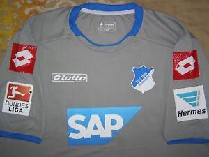official photos 11e13 d4883 Details about Firmino 10 Hoffenheim 2014-15 Third Shirt player issue away  jersey brand new