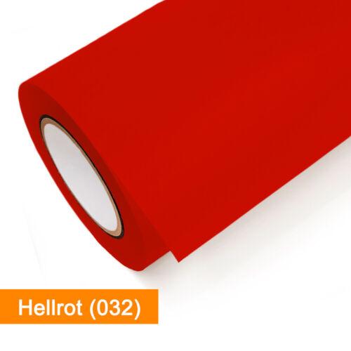 Plotterfolie ab 3,99€//m²Oracal 63160 FarbenmattBreite 100cm