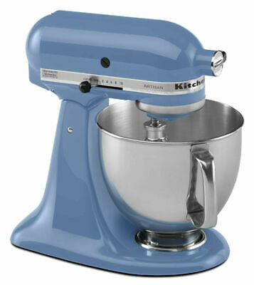 Kitchenaid Stand Mixer Tilt 5 Quart Rrk150co Artisan 10 Sp