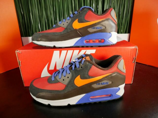 Size 9 - Nike Air Max 90 Winter Premium Red for sale online   eBay