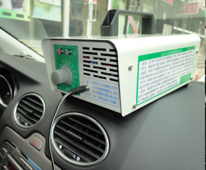 Details about DC 12V Smell Remover Vehicle-Mounted Automotive Room Car  Ozone Generator 4g/H