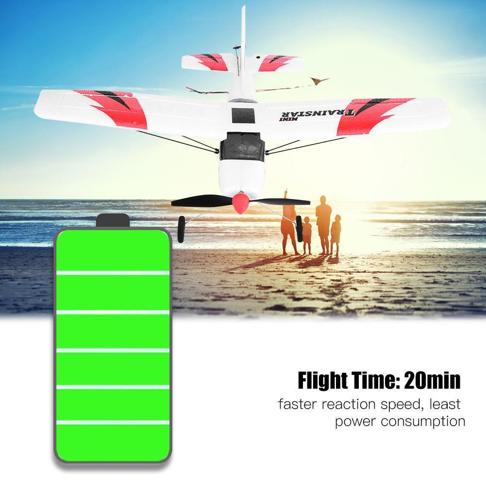 Volantex 3CH 2.4G  RC Airplane RTF Remote Control Glider Sailplane Aircraft  Ho  marchio famoso