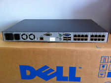 Dell PowerEdge 2161DS-2 (2161) DS-2 KVM Over IP Console Switch DS2