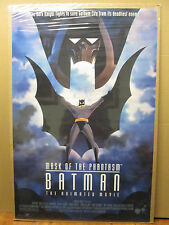 vintage 1993 Batman The Animated Series original DC Comics cartoon poster  11664