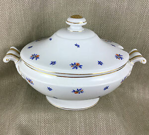 Grande Zuppa Zuppiera Vintage Porcellana Hutschenreuther Germania Selb Bavaria