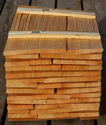 Logisch Holzschindeln Sib Holzschindel Gartenhaus Spielhaus Backofen Lärche 40cm
