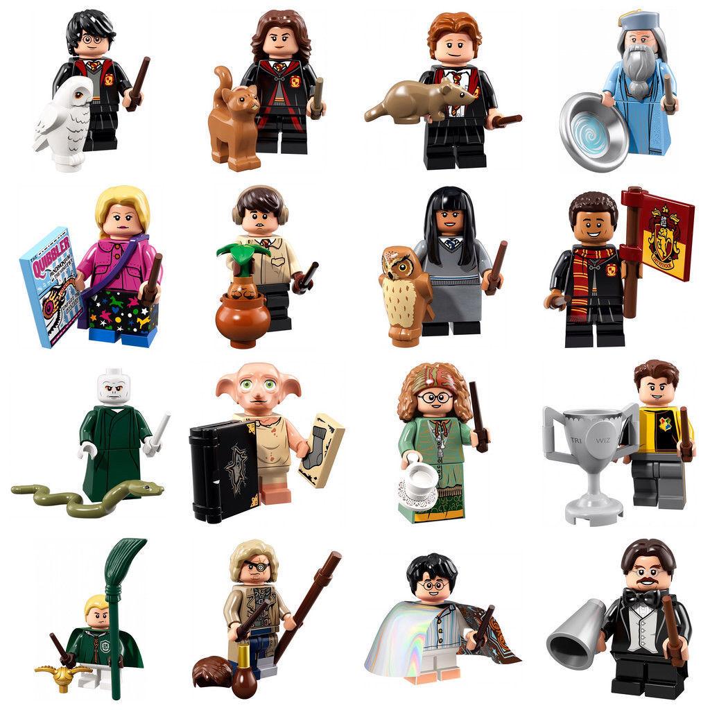LEGO 71022 Jacob Kowalski Nr. 19 Minifigures Harry Potter Fantanstic Beasts